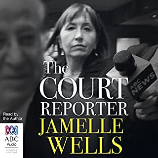 Court Reporter                   By:                                                                                                                                 Jamelle Wells                               Narrated by:                                                                                                                                 Jamelle Wells                      Length: 7 hrs and 18 mins     44 ratings     Overall 4.2