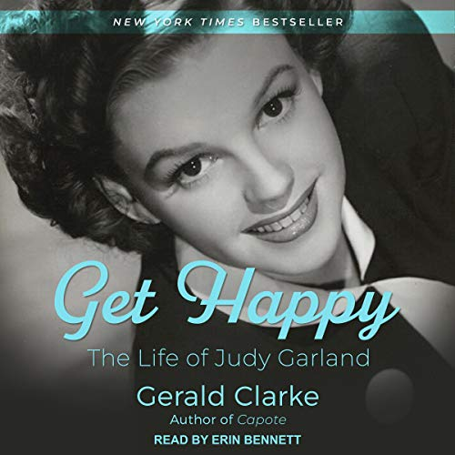 Page de couverture de Get Happy