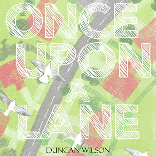 Once Upon a Lane audiobook cover art