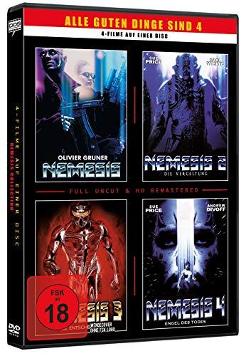 Locandina Nemesis 1-4 / 4 Filme auf 1 DVD
