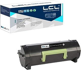 LCL 50F2H0E 502HE (Negro) Compatible Cartucho de tóner para Lexmark MS310d/MS310dn/MS312DN/MS410d/MS410dn/MS415DN/MS510dn/MS610DN/MS610DTN