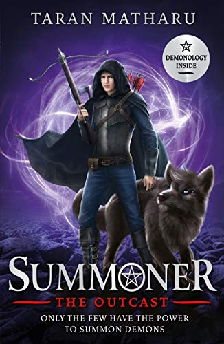 The Outcast: Book 4 (Summoner) (English Edition)