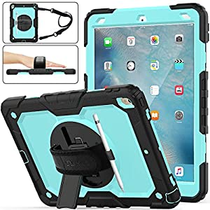 "Compatibility: This case specially designed by SEYMAC Stock ONLY for Apple iPad Air 3rd Generation 10.5"" 2019 Release (Model Number: A2123 / A2152 / A2153 / A2154), and iPad Pro 10.5 Inch 2017 Release (Model: A1701 / A1709). NOT fit other models. Ple..."