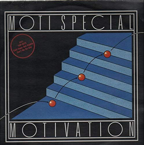 Motivation (1985) [Vinyl LP] DMM