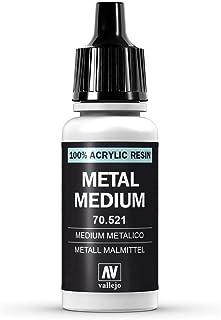 Vallejo 70.521 Metal Medium Acrylic Color
