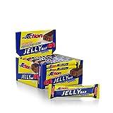 proaction jelly bar (ciocco lampone, confezione da 16 barrette da 40 g)