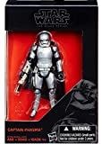 Star Wars 2015 The Black Series Captain Phasma (The Force Awakens) Exclusive Action Figure 3.75 Inches