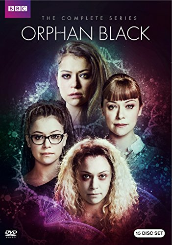 Orphan Black: Complete Series (5 Dvd) [Edizione: Stati Uniti]...