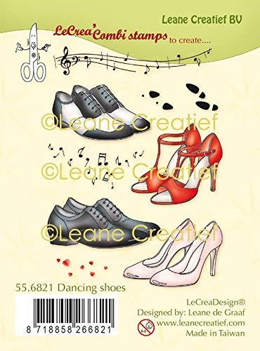 Clear Stamps Chaussures de danse
