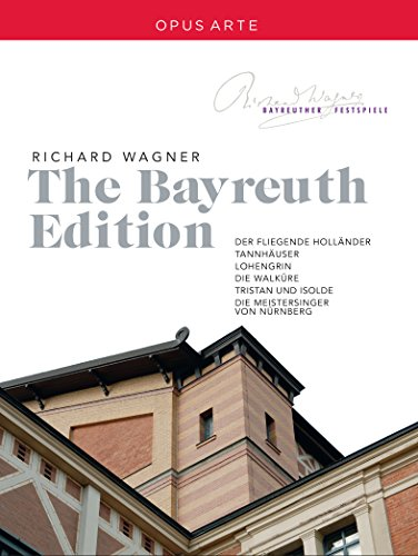 Wagner: The Bayreuth Edition [8 Blu-rays]