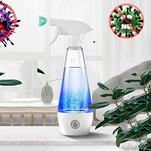 WHYTT Desinfektionswassermaschine 300L, selbstgemachte Desinfektionsflüssigkeitsmaschine, elektrolytische Salz- und Wasserdesinfektionsmaschine, Küche, Geschirr, Türgriff, Spielzeugsicherheit