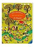Mein Wimmelbuch: Bei uns im Dorf