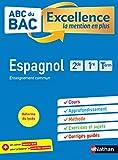 Espagnol 2de-1re-Tle - ABC du BAC Excellence - Bac 2021 - Enseignement...