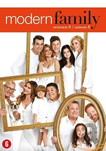 Modern Family Season 8 (3 DVD) [Edizione: Paesi Bassi] [Import]