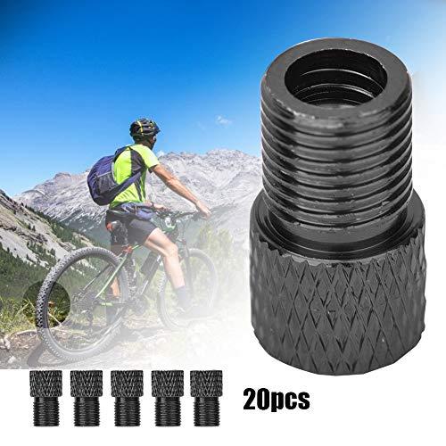 Tapa sólida de la válvula de la bicicleta, estación de aire de la presión de silicona hecha de la estación de gas de la bici del camino para la bici de la bicicleta, cubierta del polvo del