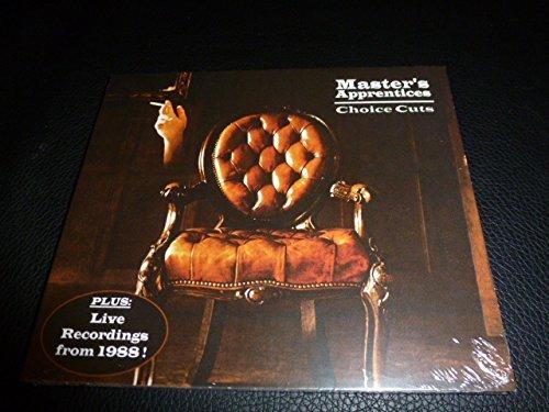 CD.MASTER'S APPRENTICES. CHOICE CUT'S.71 +5 LIVE 88. SUPER HEAVY BLUES AUSTRALIE