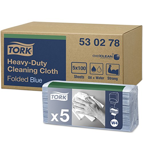 Tork 530278 Paño limpieza ultrarresistente Premium