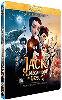 Jack et la mécanique du coeur Blu-ray (B00I9X7VBQ) | Amazon price tracker / tracking, Amazon price history charts, Amazon price watches, Amazon price drop alerts