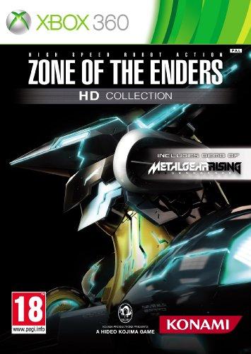 Zone of the Enders: HD Collection (Xbox 360) [Edizione: Regno Unito]
