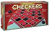 Pressman Classic Edition Checkers Board Games