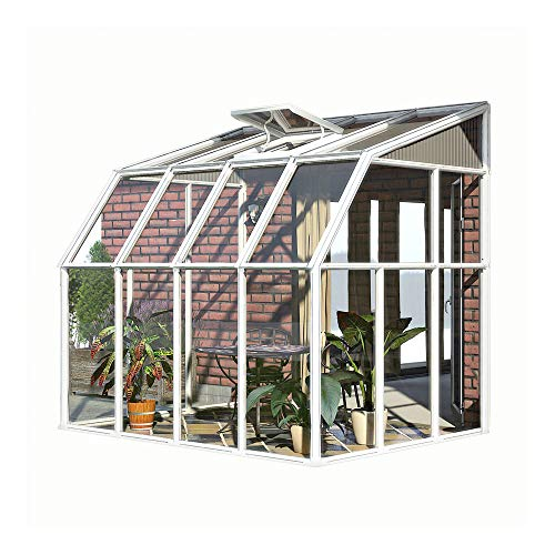 Rion Sun Room 2 Greenhouse, 6' x 8'