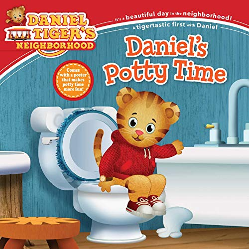 Compare Textbook Prices for Daniel's Potty Time Daniel Tiger's Neighborhood Illustrated Edition ISBN 9781534451759 by Cassel Schwartz, Alexandra,Fruchter, Jason