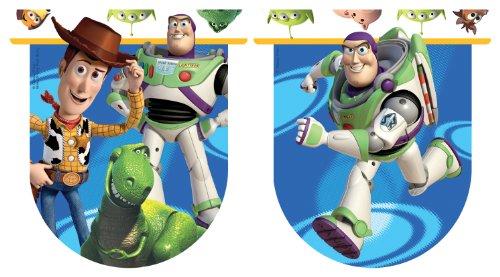 Amscan Guirlande de fanions Toy Story 3
