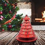 Juego de dados de aluminio para árbol de Navidad 2021 con...