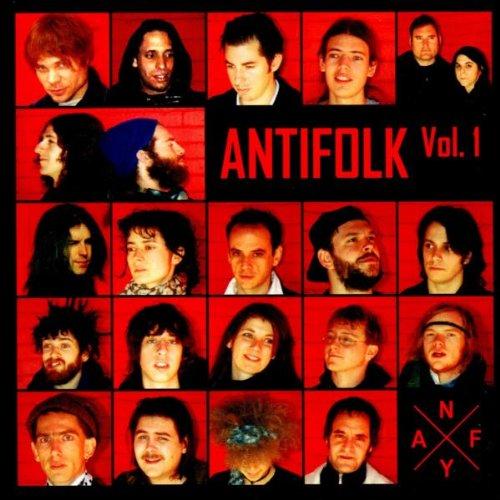 Antifolk Vol. 1 Compiled By Adam Green
