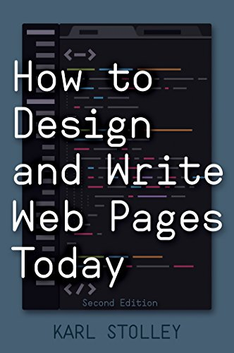 How to Design and Write Web Pages Today, 2nd Edition (Writing Today)