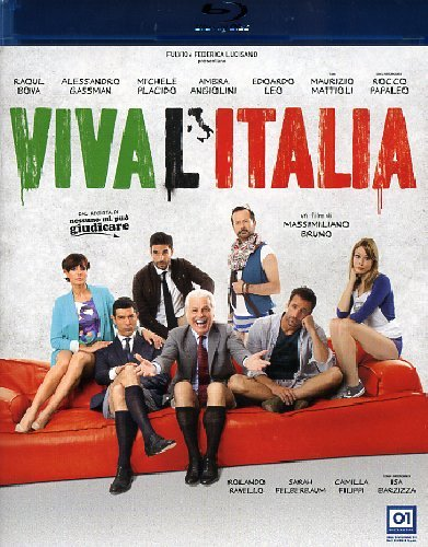 Viva l'Italia [Blu-ray] [IT Import]