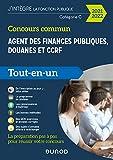 Concours commun Agent des finances publiques, douanes et CCRF - 2021-2022 - Catégorie C -Tout-en-un- Catégorie C - Tout-en-un (2021-2022)