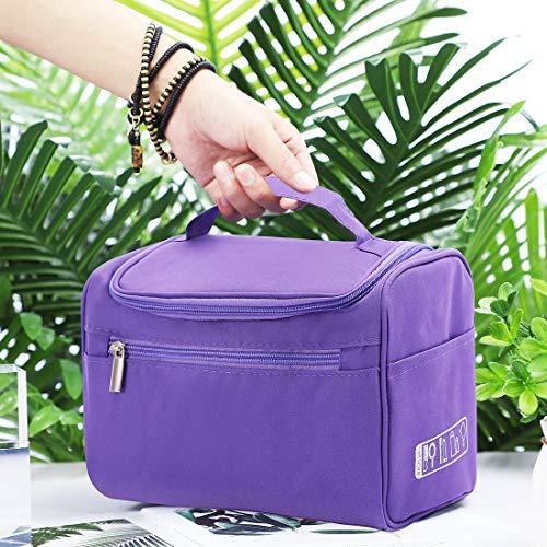 Unique Gadget Travel Cosmetic Organizer Bag, Waterproof Wash Bag, Men Women Cosmetic Makeup Bag, Hanging Toiletry Bag, Necessaries Make up Case - TRWSBAGPR-1
