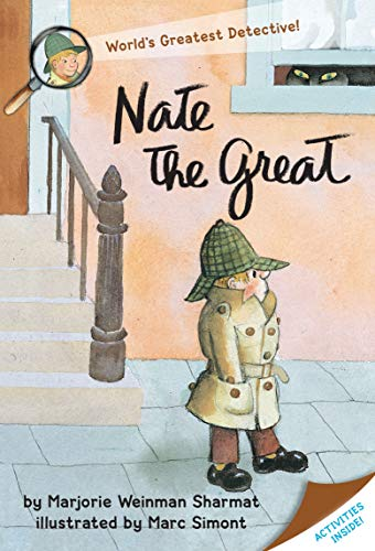 Delacorte Books for Young Readers『Nate the Great』