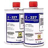 PROCHIMA Prochima E 227 Resina Epossidica da Stratificazione, A+B, 1 kg
