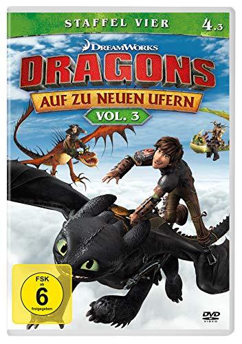 Dragons - Auf zu neuen Ufern, Staffel 4, Vol. 3