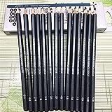 TGBN 14 unids/Set lápices de Dibujo de Madera Profesionales Grafito Arte Manual Dibujar bolígrafo Oficina papelería Escolar