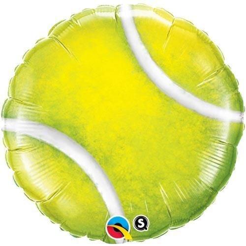 Qualatex Tennisball Geformt 45.7cm Qualatex Helium Folienballon