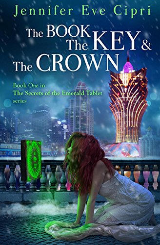The Book, the Key and the Crown (English Edition)