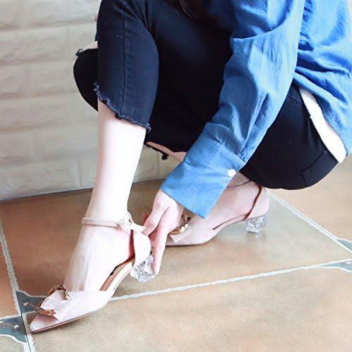 marca Xue Qiqi Qiqi Qiqi Tribunal zapatos Sandalias Zapato