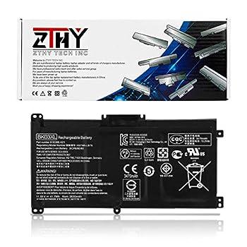 ZTHY New 3Cell BK03XL Battery Compatible with HP Pavilion x360 Convertible 14-ba000 14m-ba000 14m-ba013dx 14m-ba015dx 14m-ba011dx 14m-ba014dx 14m-ba114dx 14-ba175nr 14-ba110nr Notebook 11.55V 41.7Wh