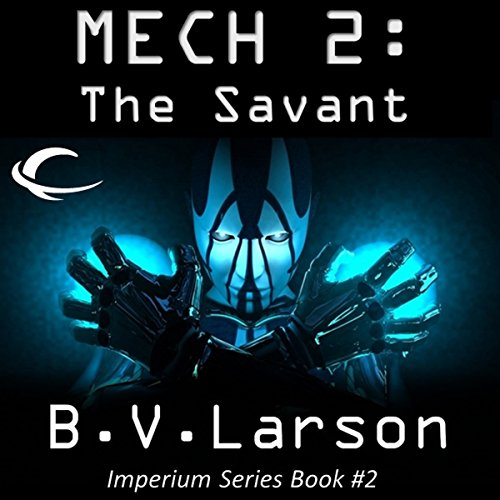 Mech 2: The Savant audiobook cover art