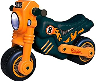 RIDE TRIKE Moto Correpasillos Club Champions Negra