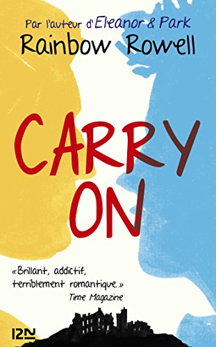 Carry On (Pocket Jeunesse) (French Edition)