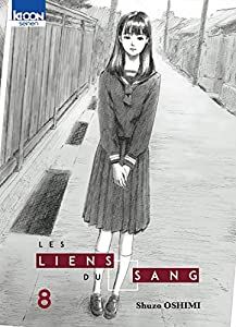 Les Liens du sang Edition simple Tome 8