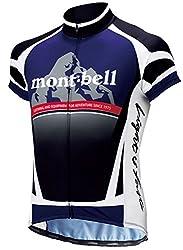 モンベル,mont-bell,サイクルジャージ,サイクルウェア,かっこいい,おしゃれ