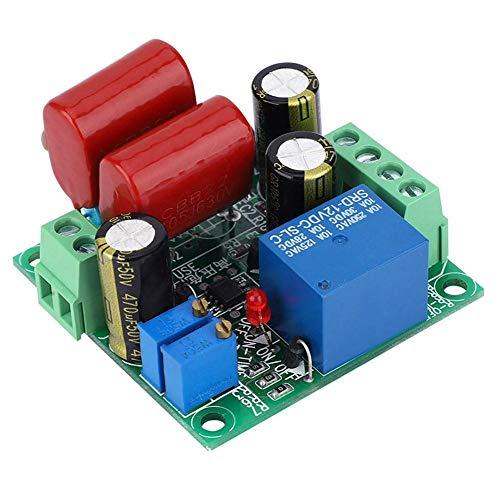 Zykluszeitrelais AC-Timer-Modul 1-20 Sekunden Einstellbarer EIN-AUS-Schalter Zeitrelais-Modul für Smart Home und automatische Steuerung(220V)