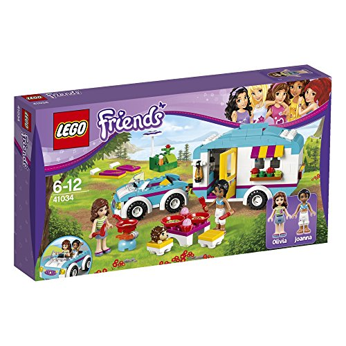 LEGO 41034 - Friends Wohnwagen-Ausflug