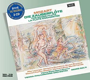 Mozart: Die Zauberflote (Solti)