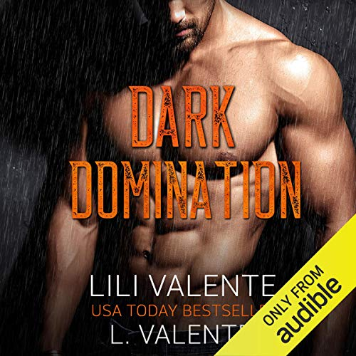 Dark Domination audiobook cover art